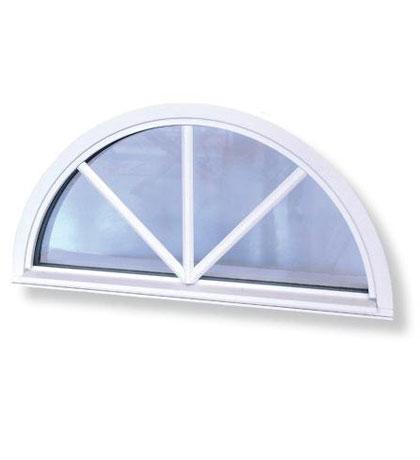 Fönster runda fönster : BAS Sneda och runda fönster | HMfönster